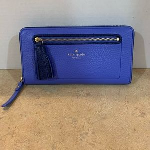 Kate Spade Leather Wallet. Like new!!!